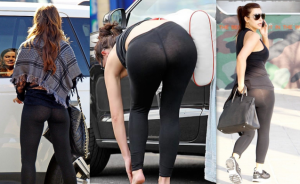 See through Leggings